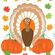 Thanksgiving — Stock Vector #30943017