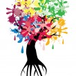 Ink Tree — Stock Vector #31590081