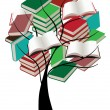 Books Tree — Stock Vector #31868559