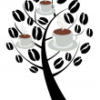 Stock Vector: Coffee