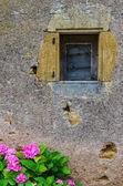 Staré okno — Stock fotografie