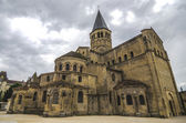 Paray Le Monial church — Stock Photo
