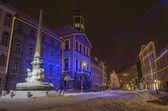 Ayuntamiento de liubliana — Foto de Stock