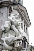 Robba fontána — Stock fotografie