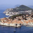 Stock Photo: City of Dubrovnik
