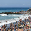 Camogli beach — Stock Photo #39135863