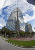 Bank of America offices building in Miami — Stock Photo