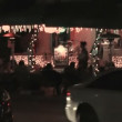 OceDrive by night at Christmas time — Stock Video #39254953