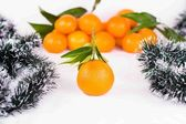 Mandarines — Stock Photo
