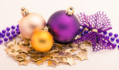 Christmas decorations 2 — Stock Photo