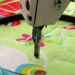Stock Video: Sewing Machine