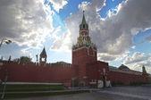 Torre spasskaya — Foto de Stock