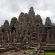 Angkor wat temple in Cambodia — Stock Photo