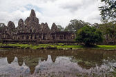 Territory of Angkor wat — Stock Photo
