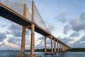 Bridge in Brazil — Stock Photo