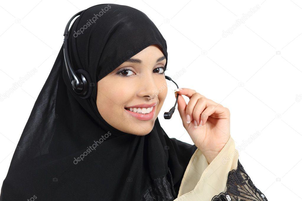 Знакомство с мусульманка