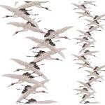 ������, ������: Japanese crane