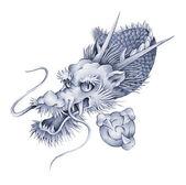 Arctura dragon — Foto de Stock