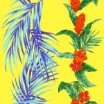 Tropical leaf — Stock Photo #46928683