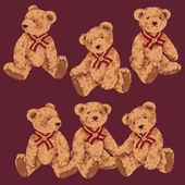 Krásný medvěd — Stock fotografie