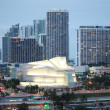 Adrienne Arsht Center Performing Arts Miami - Stock Photo