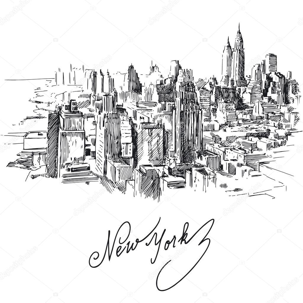 素描建筑风景写生风景素描速写写生简单素描风景写生; 钢笔速写风景图片