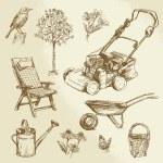 Gardening — Stock Vector #31113557