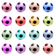 Soccer or football set -  