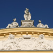Sculpture on the roof — Stock Photo #16510845