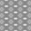 Royalty-Free Stock Photo: Seamless gray pattern with rhombuses