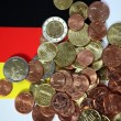 Financial Crisis Germany - Stock Photo