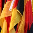 Stock Photo: Germany Flags