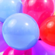 Stock Photo: Multicolored balloons