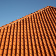 Tile roof — Stock Photo #16514163