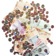 Euro money — Stock Photo #16514617