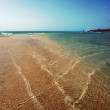 Stock Photo: Sandy Beach