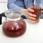чайник — Стоковое фото