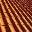 Stock Photo: Tile roof