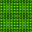 Green ornament pattern — Stock Photo