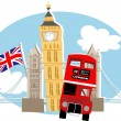 London — Stock Vector #18796127