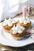Lavanta muffins — Stok fotoğraf