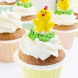 Easter Muffins — Stock Photo