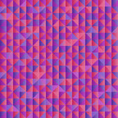 Seamless geometric pattern.background patterned with triangles.v — Stock Vector