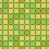 Sem costura pattern.design geométricas de retângulos de verdes e amarelos — Vetorial Stock