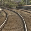 Railway line — Stock Photo #16860975