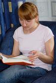 Reading — Stock Photo