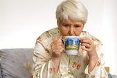Czas na herbatę — Zdjęcie stockowe