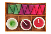 Incense kit — Stock Photo