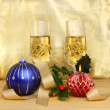 Royalty-Free Stock Photo: Christmas still life