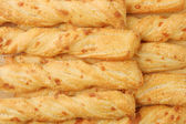 Cheese twists — Stock Photo